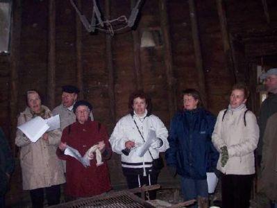 03.02.2008: Braunkohlwanderung