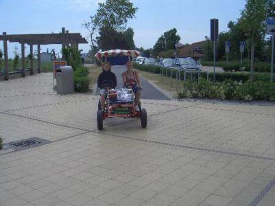 08.06.2008: Jugendteamfahrt