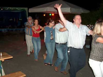 09.06.2007: Oldieparty des Jugendteams