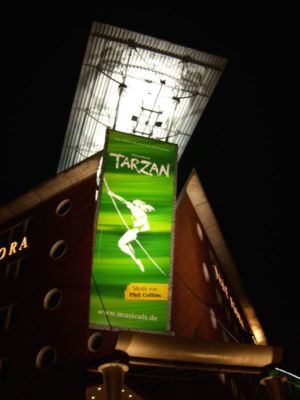 23.01.2010: Musicalfahrt Tarzan