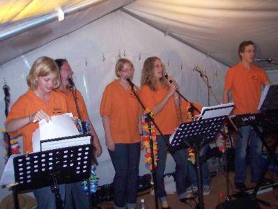 30.08.2008: Oldieparty