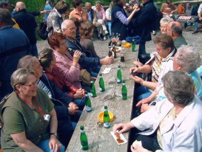 01.05.2008: Himmelfahrtsausschank