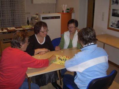 23.10.2009: Spieleabend