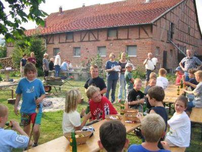17.07.2003: Ferienpass-Aktion