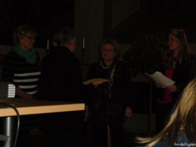 05.12.2012: Ehrung Ehrenamtlicher