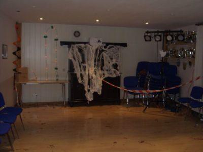 05.11.2010: Halloweendisko