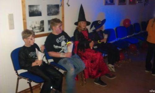 26.10.2012: Halloweendisko