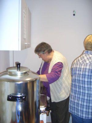 21.11.2010: Handarbeitsbasar