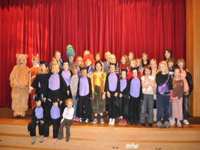 27.11.2010: Kindertheater