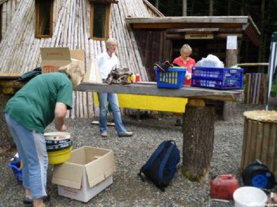 08.07.2012: Jubiläum Köhlerhütte