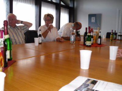 19.07.2012: Ü50-Gruppe im Landtag