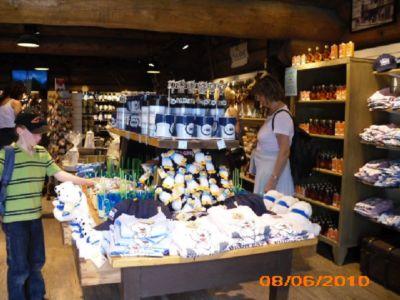 08.06.2010: Ü50-Gruppe macht Fahrt ins Blaue...
