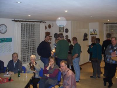 07.01.2011: Neujahrsempfang