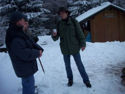 19.12.2010: Sohlwanderung