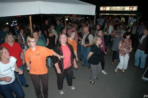 Oldie Party am Sonnabend