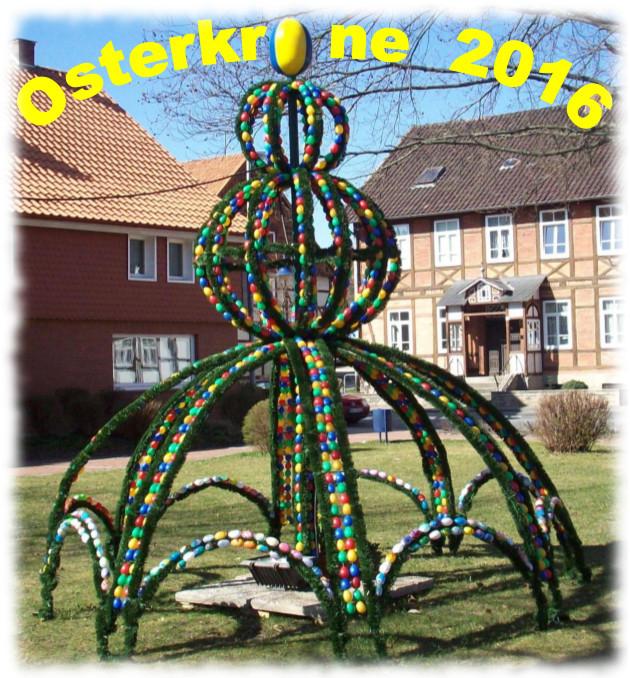 Osterkrone 2016